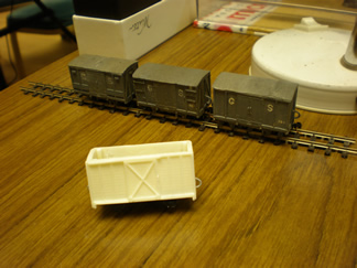 Rotherham Tram in 3mm Scale